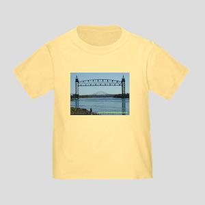 Railroad Bridge Toddler T-Shirt