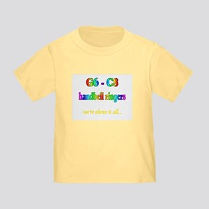 G6-C8 Toddler T-Shirt