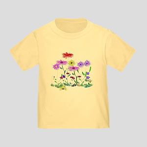 Flower Bunch Toddler T-Shirt