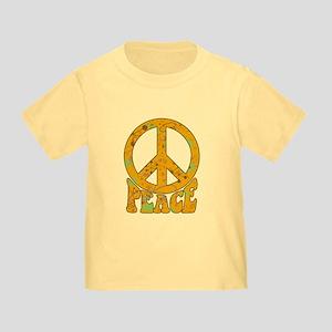 Retro Peace Toddler T-Shirt