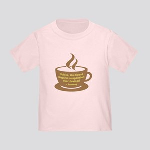 Star Trek Janeway Coffee Toddler T-Shirt