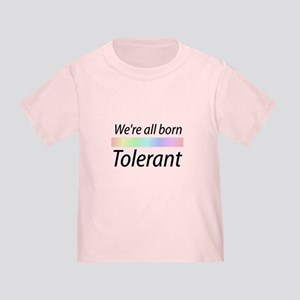 Open Minded Baby Toddler T-Shirt