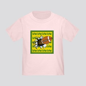 Go Pack Toddler T-Shirt