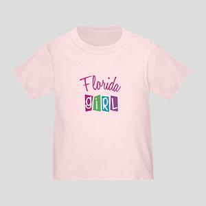 FLORIDA GIRL! Toddler T-Shirt