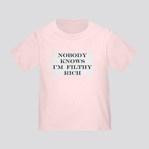 The Pink Toddler T-Shirt