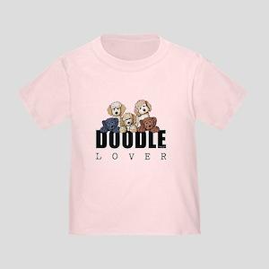 Doodle Lover Toddler T-Shirt