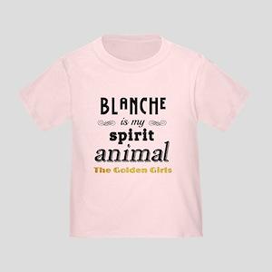 Blanche is My Spirit Animal GG Toddler T-Shirt