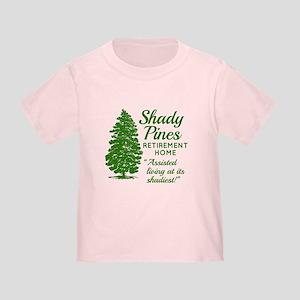 SHADY PINES Golden Girls Toddler T-Shirt