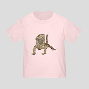 Bearded Dragon Photo Toddler T-Shirt