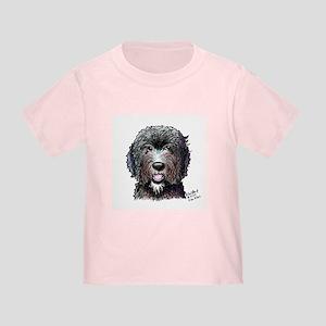WB Black Doodle Toddler T-Shirt