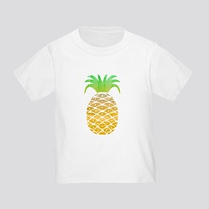 Colorful Pineapple T-Shirt