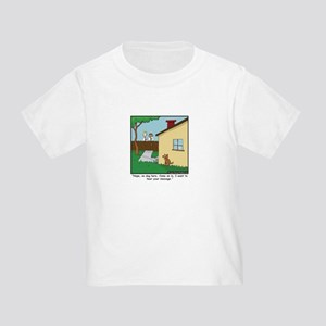 Dog Trap Toddler T-Shirt