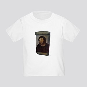 Ecce 'Monkey Jesus' Homo Toddler T-Shirt