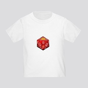 Hit It & Crit It Role Playing Games Gi T-Shirt