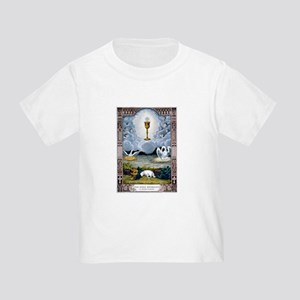 The holy eucharist - 1848 Toddler T-Shirt