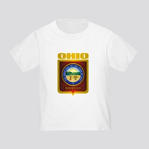 Ohio State Seal (B) Toddler T-Shirt