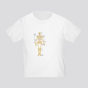 Skeleton chart T-Shirt