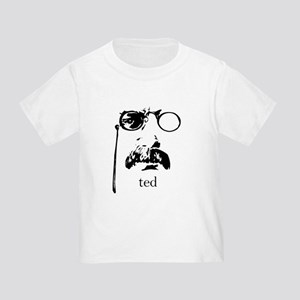 Teddy Roosevelt Toddler T-Shirt