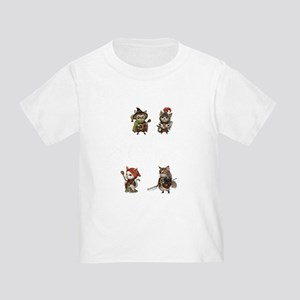 Cats in Dungeons Gift for RPG Gamers and K T-Shirt