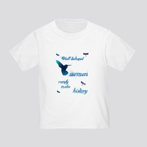 Well-behaved Hummingbird Toddler T-Shirt