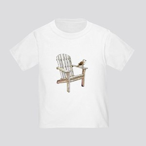 Adirondack Chair Toddler T-Shirt