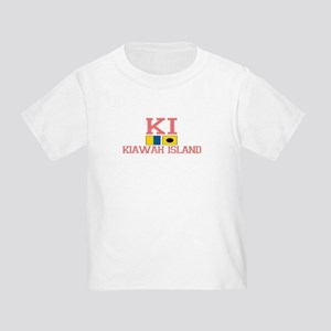 Kiawah Island SC - Nautical Design Toddler
