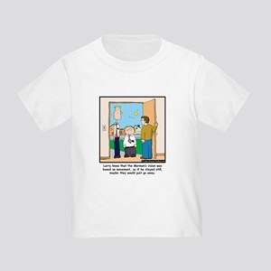 Tyrannomissionary Toddler T-Shirt