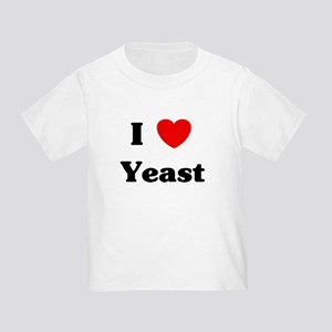I love Yeast Toddler T-Shirt