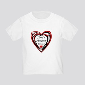 Grey's Anatomy Forever Toddler T-Shirt