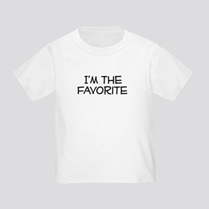 I'm the Favorite Toddler T-Shirt