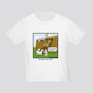 Unicorn Extinction Toddler T-Shirt