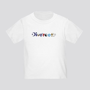 Diversity Toddler T-Shirt