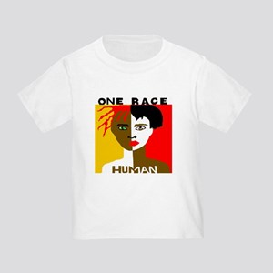 Anti-Racism Toddler T-Shirt