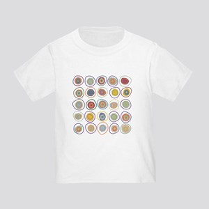 Circles in circles Toddler T-Shirt