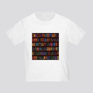 Old Bookshelves Toddler T-Shirt