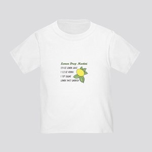 LEMON DROP MARTINI T-Shirt