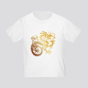 Dragon Deep Gold 2 T-Shirt