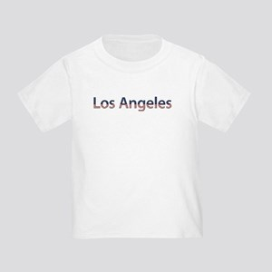 Los Angeles Stars and Stripes Toddler T-Shirt
