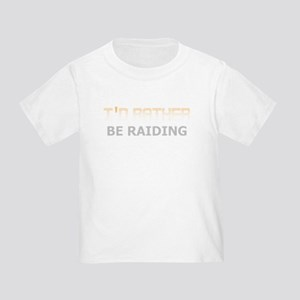 Rather be Raiding WoW Video Game Product T-Shirt