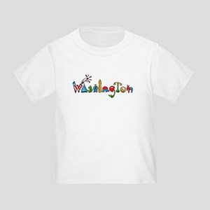 Washington, D.C. Toddler T-Shirt