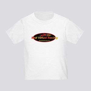 BVR Formula 1 Car Toddler T-Shirt
