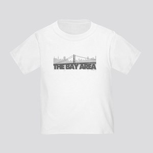 The Bay Area Toddler T-Shirt