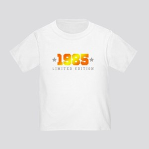 Limited Edition 1985 Birthday Shirt T-Shirt