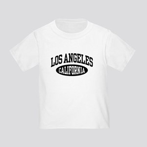 Los Angeles California Toddler T-Shirt