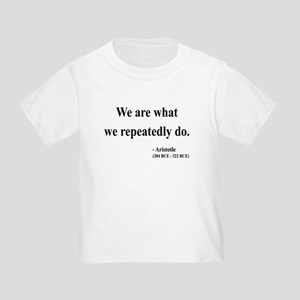 Aristotle 4 Toddler T-Shirt