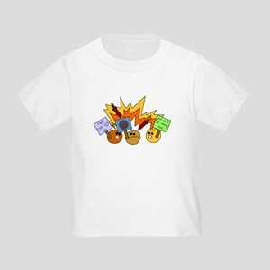 Middle Yeast Toddler T-Shirt