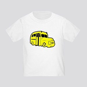 Yellow Bus Toddler T-Shirt