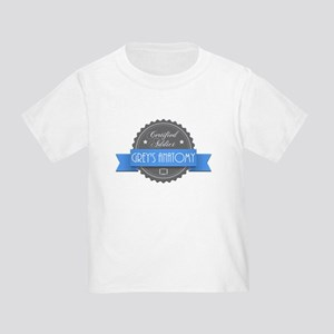 Certified Addict: Grey's Anatomy Infant/Toddler T-