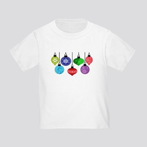 Christmas Ornaments Toddler T-Shirt