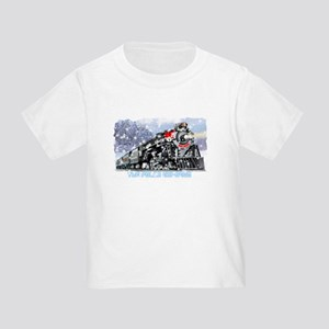 The Polar Express Toddler T-Shirt